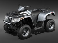 ATV QUAD Arctic Cat AC700
